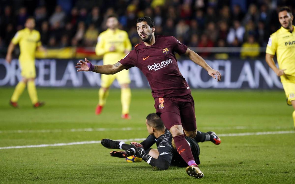 Vidéo - Les moments forts de la victoire du FC Barcelone à Villarreal (0-2)