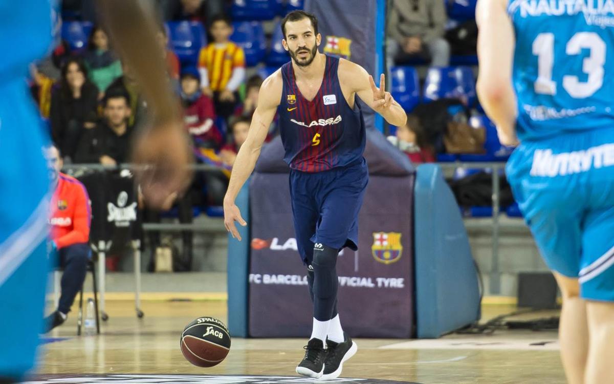 Montakit Fuenlabrada – FC Barcelona Lassa: Partido importante a domicilio