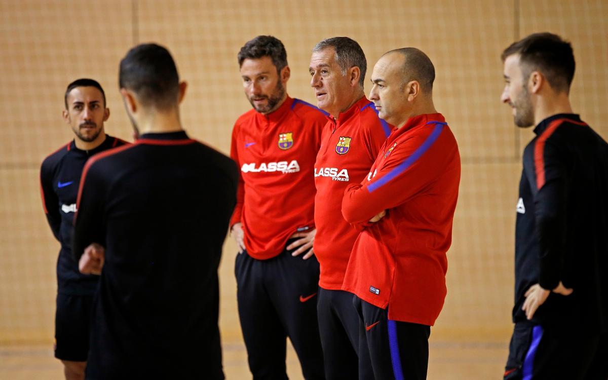 """Andreu Plaza: """"Només pensem en nosaltres i a guanyar a les Canàries"""""""