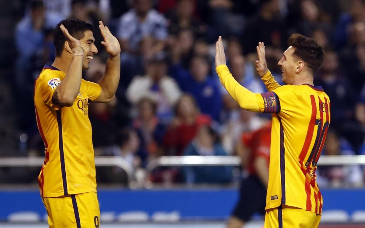 How has FC Barcelona fared at Riazor?