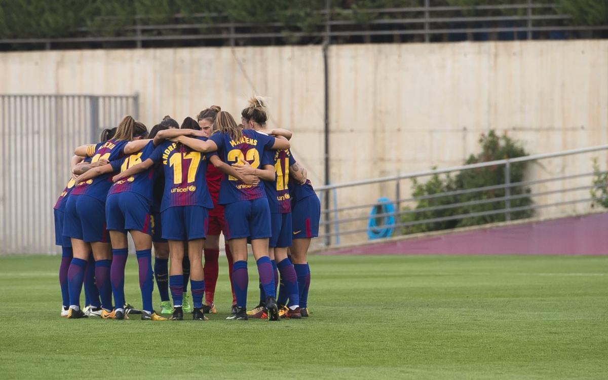 FC Barcelona Femení – València CF (prèvia): Tocant el cim
