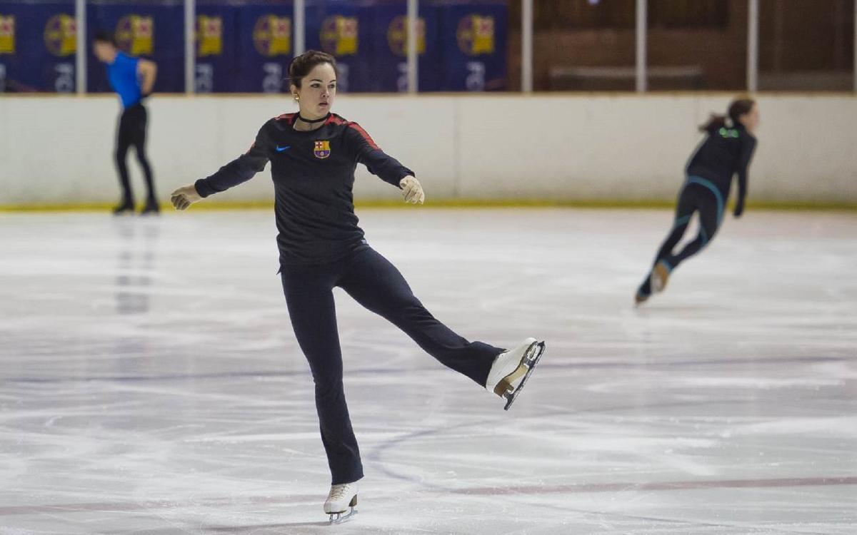 Una desena de patinadores infantils competiran en el campionat d'Espanya Infantil – Copa Federació