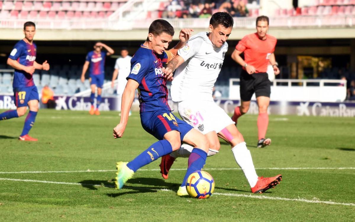 UD Almería - Barça B: Comienza una nueva Liga de seis partidos