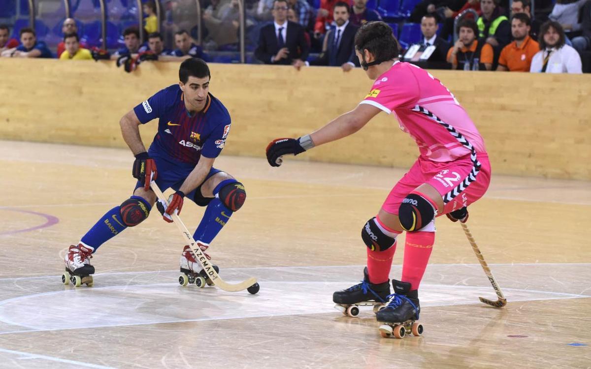 Igualada Rigat – Barça Lassa: Visita a Les Comes contra un rival en racha