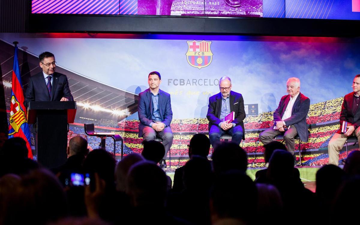 El FC Barcelona reivindica respeto para todos coincidiendo con la final de  la Copa del Rey 6fcac130217