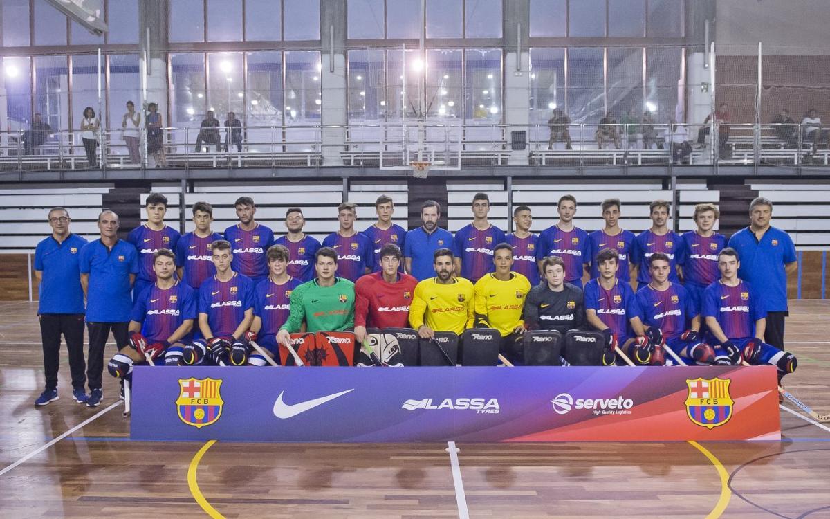 Barça Lassa B – CPH Olot (3-1): Classificats per a semifinals