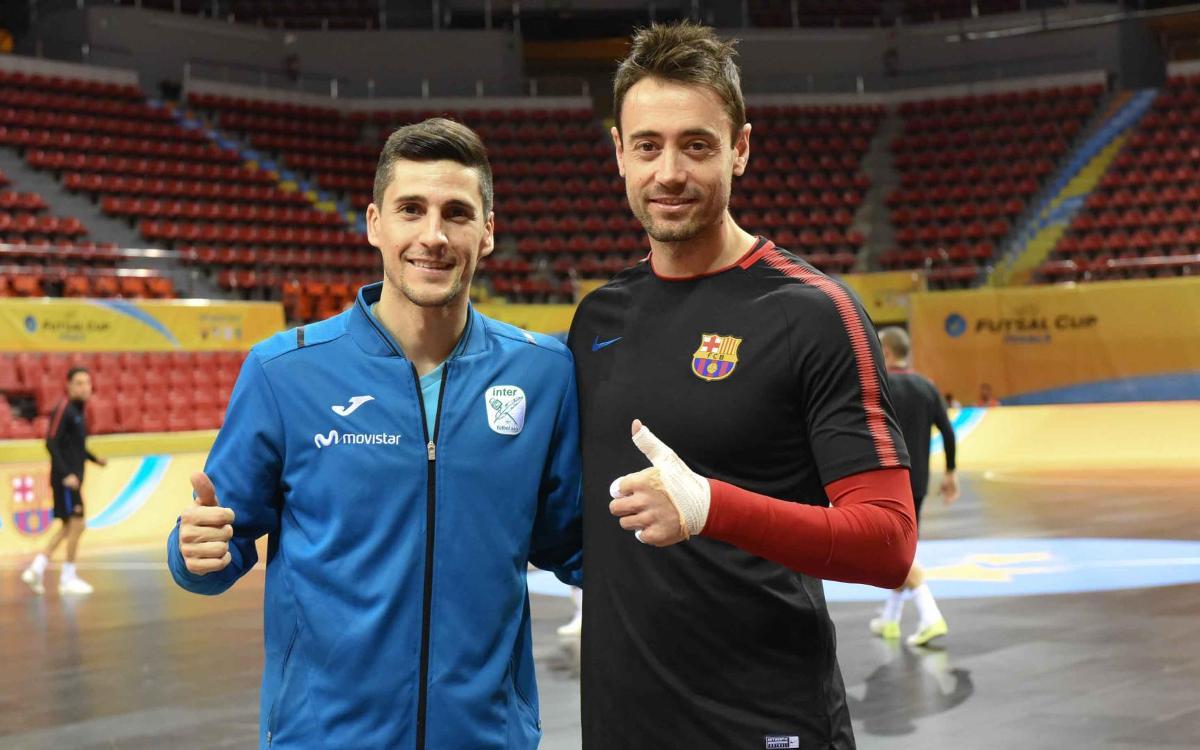 Movistar Inter – FC Barcelona Lassa: La hora de la verdad