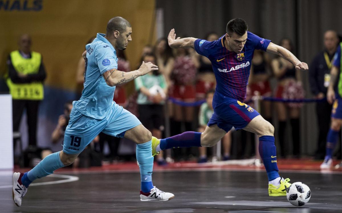 Movistar Inter - Barça Lassa: comienza la batalla para desbancar al campeón