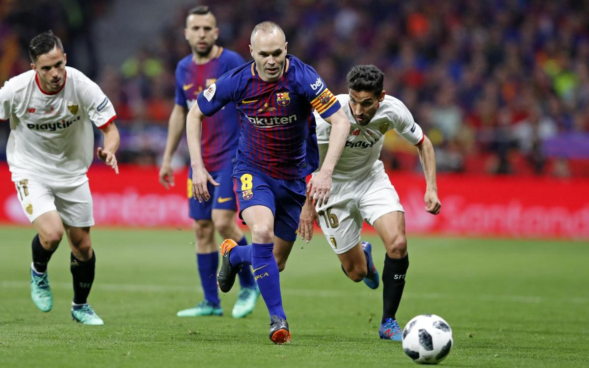 The Andrés Iniesta final