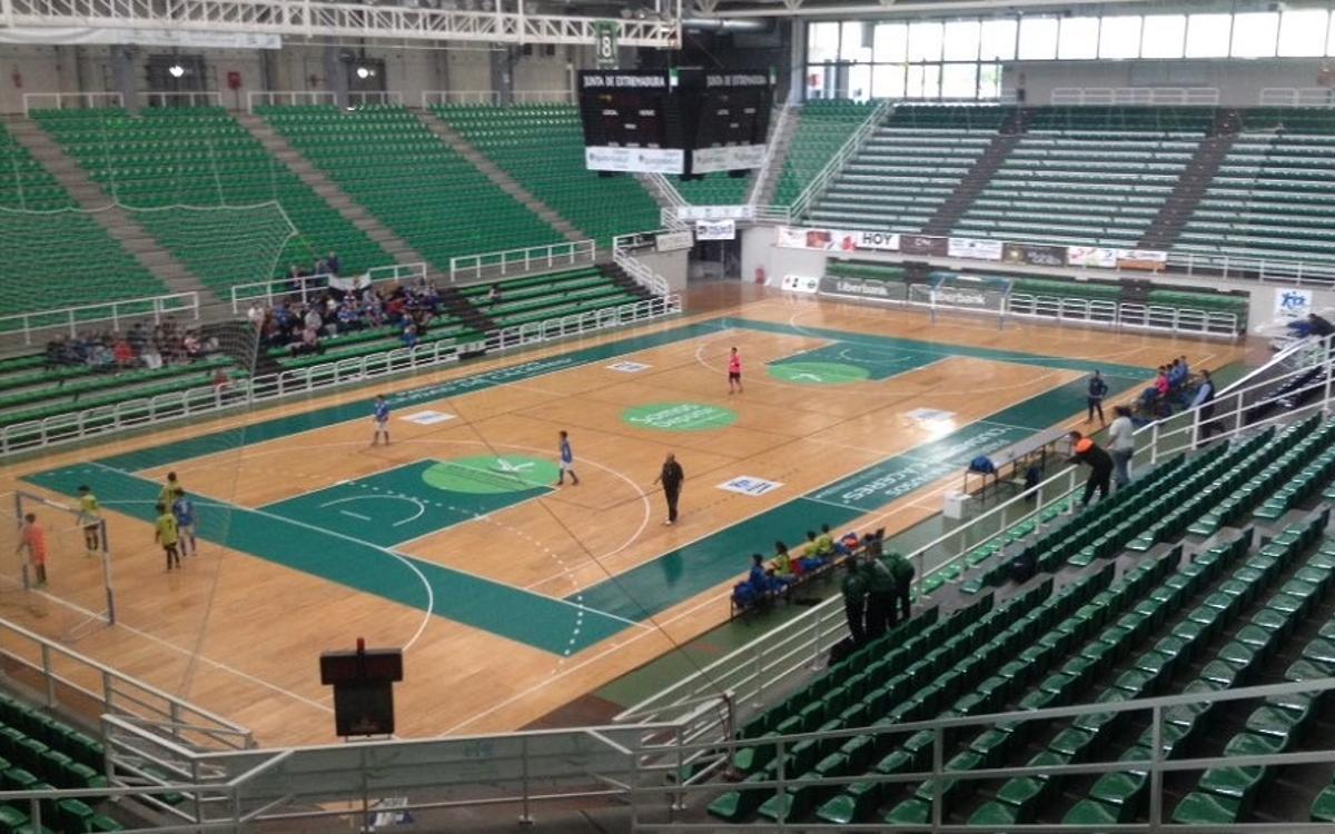 Cáceres, sede de la final de la Copa del Rey