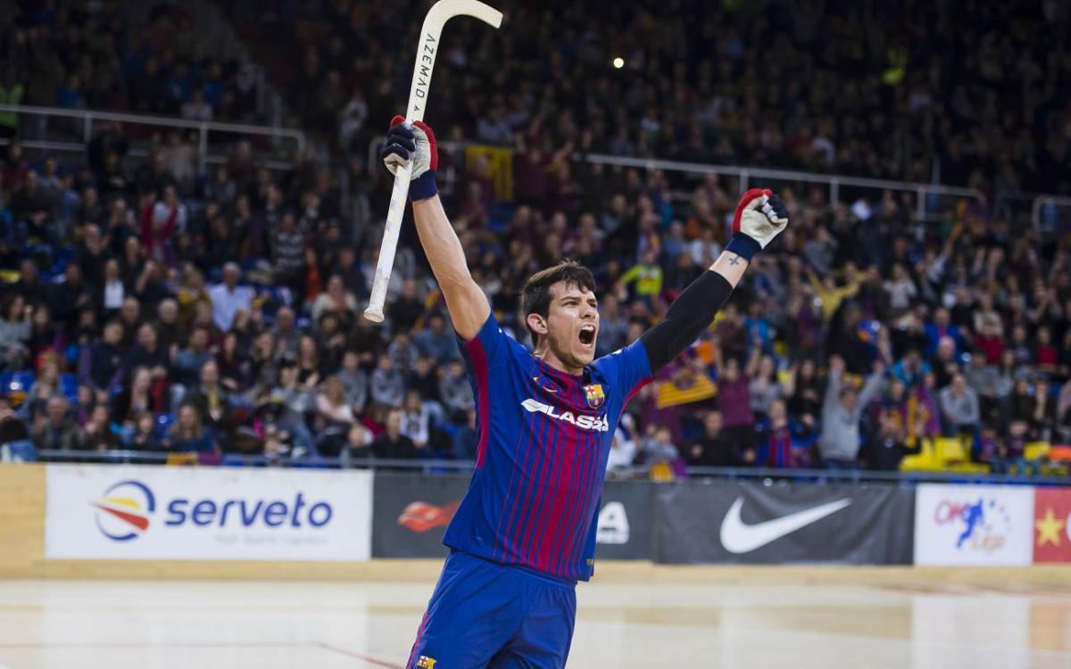 Barça Lassa - Reus Deportiu: Jerarquía azulgrana en ataque y en defensa (6-0)