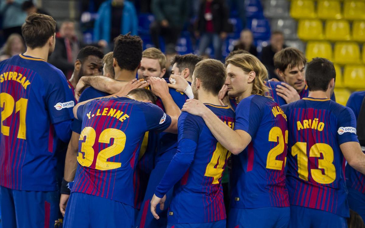 BM Ciudad Encantada – Barça Lassa: El títol de Lliga Asobal ens espera a Conca