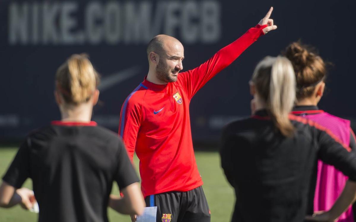 """Fran Sánchez: """"L'objectiu és sumar tots els punts"""""""