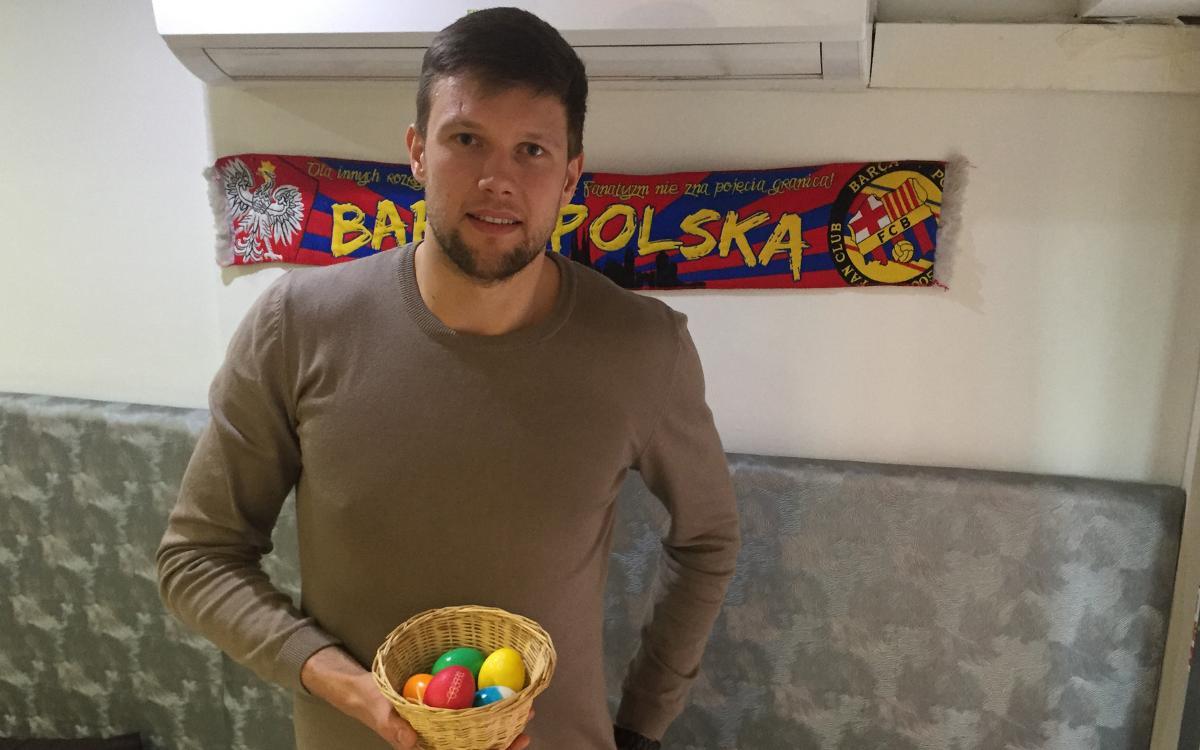 La Pascua de Kamil Syprzak