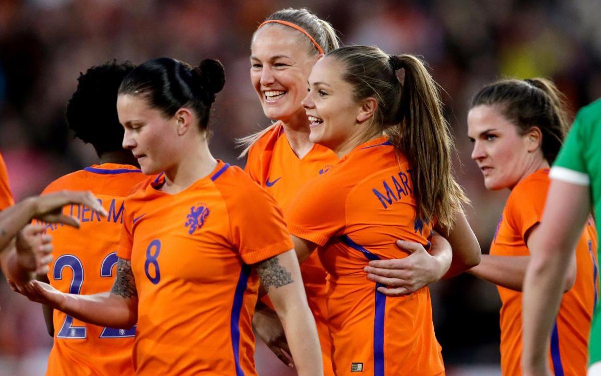 Triunfos y goles de color azulgrana en la primera jornada internacional