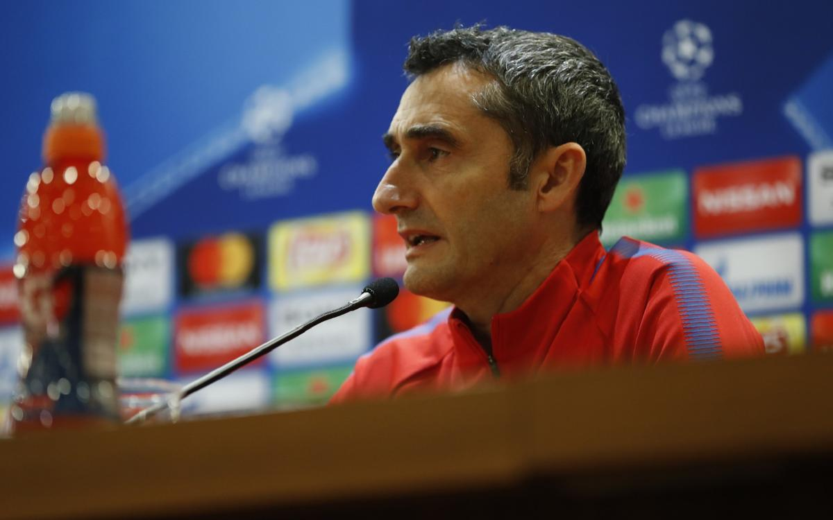 Valverde: 'We can't take anything for granted'
