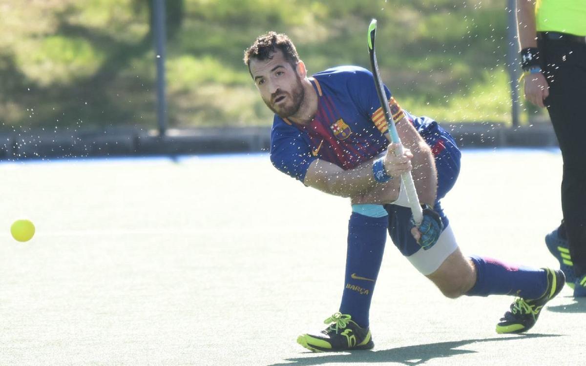 El Barça torna a posar contra les cordes a un dels equips capdavanters de la lliga (1-3)