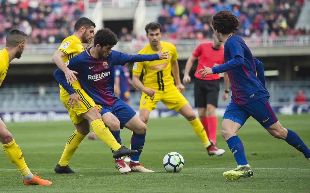 Barça B – Cultural Leonesa: Partit vital contra un vell conegut