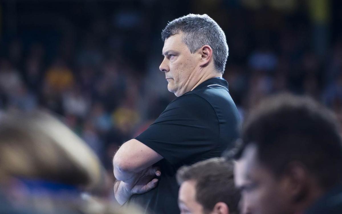Xavi Pascual deixa de dirigir la selecció de Romania