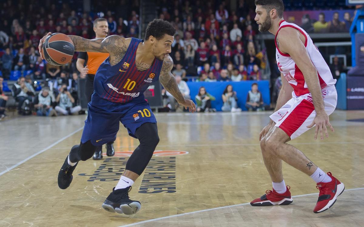FC Barcelona Lassa - Khimki: Último partido europeo del curso en el Palau