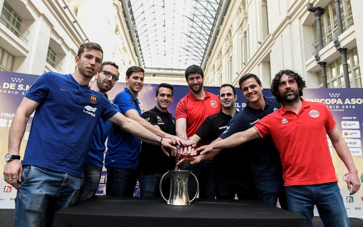 L'Atlètic Valladolid, rival als quarts de final de la Copa del Rei