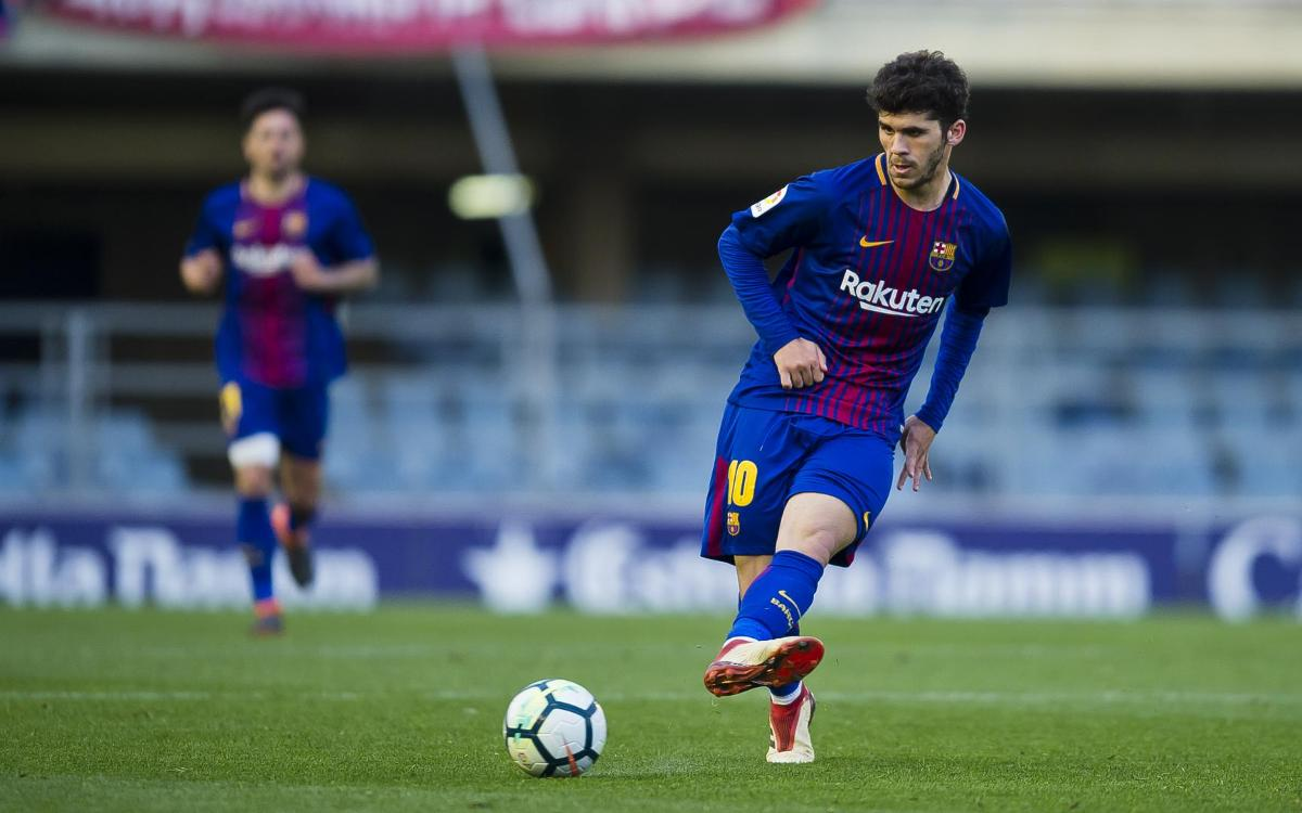 FC Barcelona B v CA Osasuna: Lacking in final third (0-2)