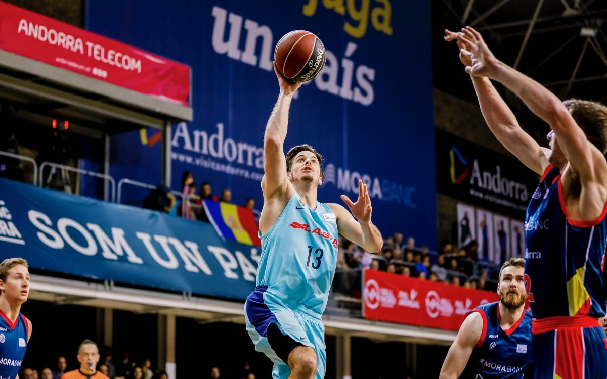 Morabanc Andorra-Barça Lassa: Out of sorts in Andorra (102-92)