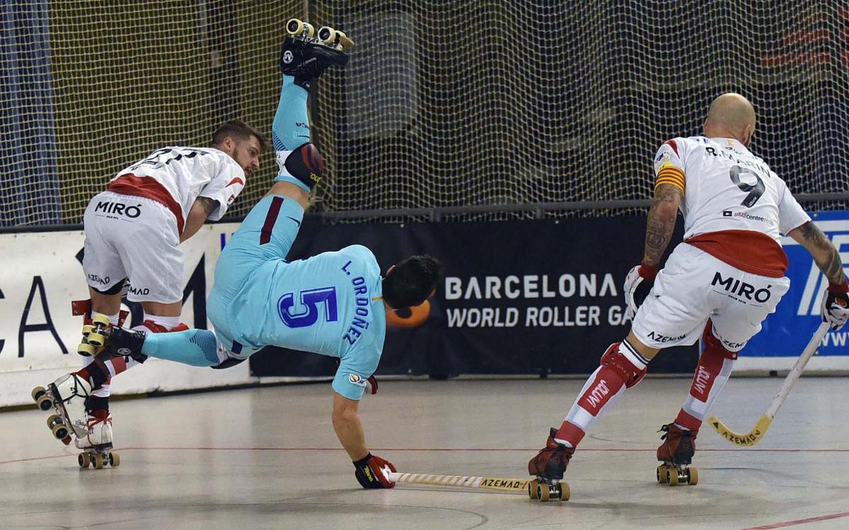 Barça Lassa – Reus Deportiu: El liderat es decideix al Palau!