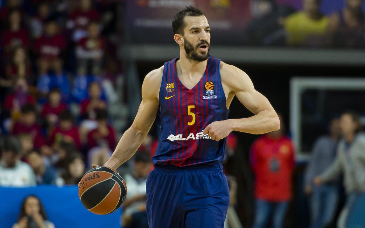 El crecimiento de Ribas y Heurtel, vital para el Barça Lassa