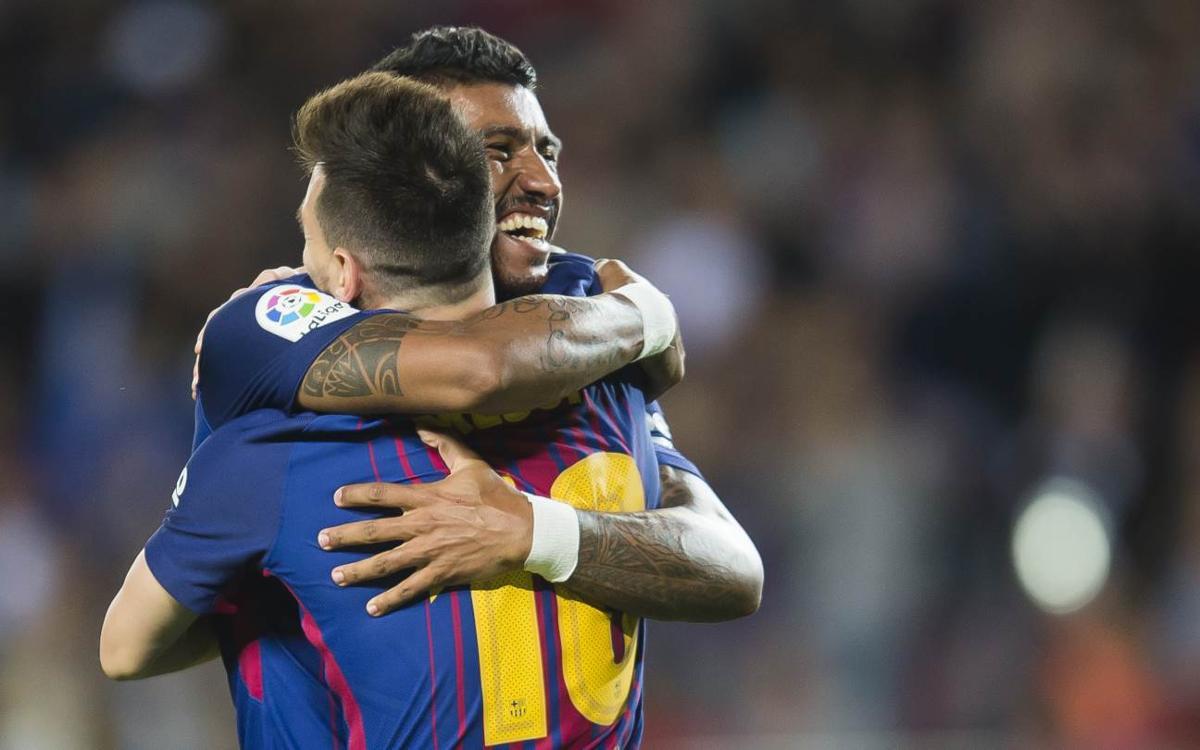 Celebra el Día del Padre con el Barça - Athletic Club