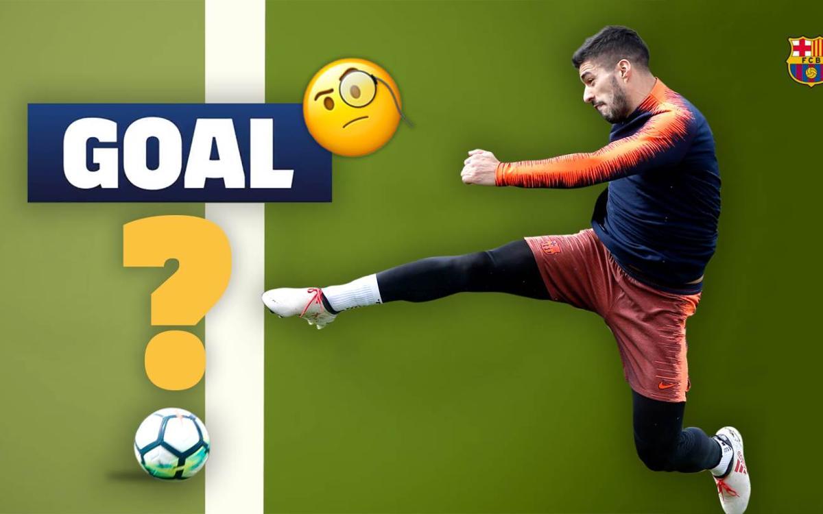 Goal? or no goal?