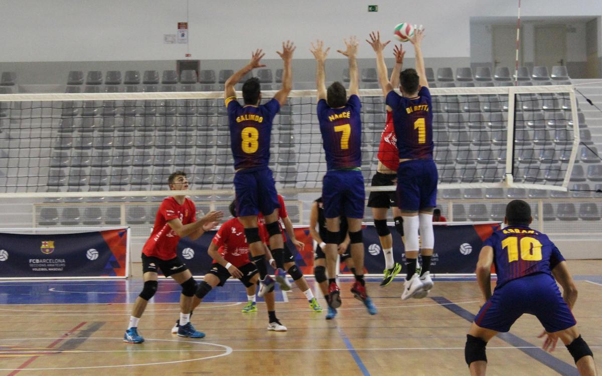El Unicaja se impone y el Barça pierde el tren de los play off (0-3)
