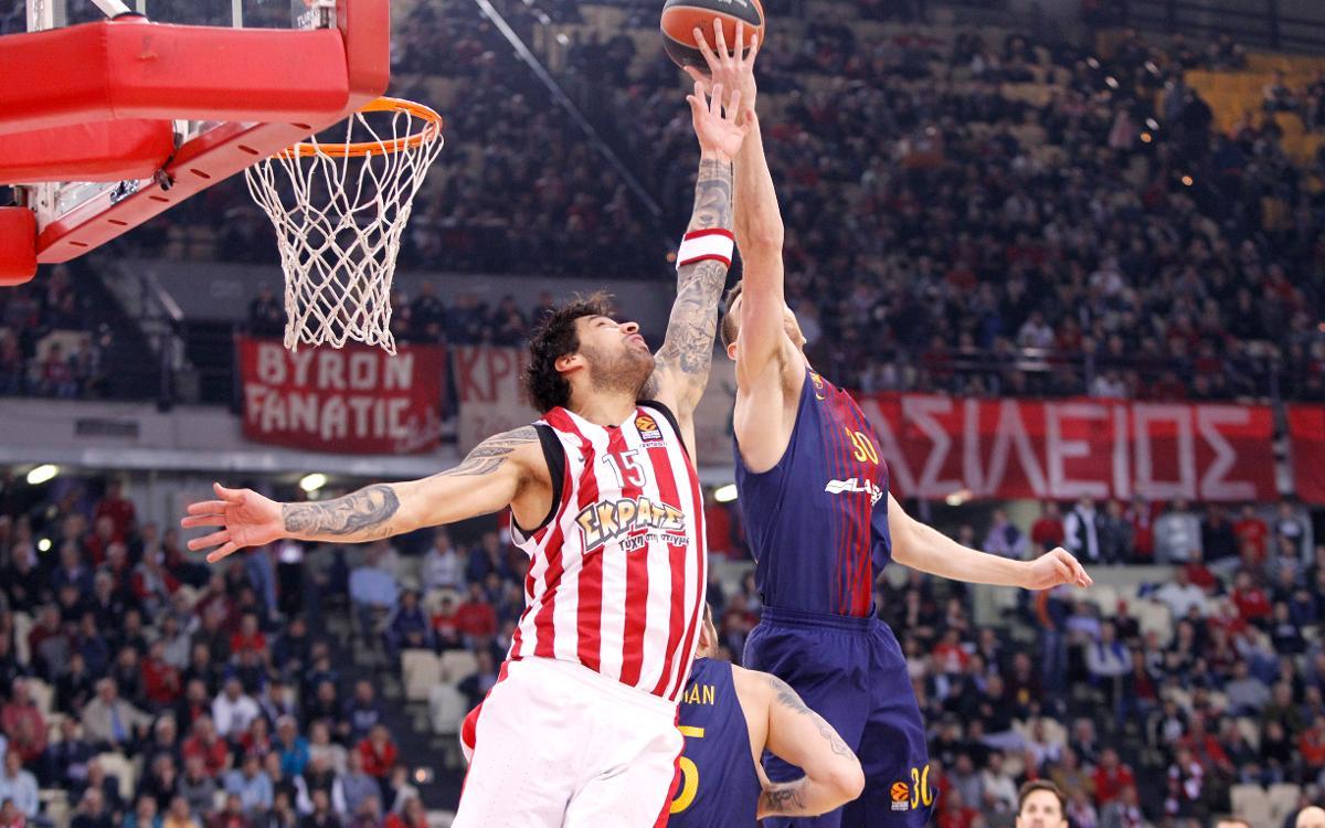 El rebote y la defensa, claves en la mejora del Barça Lassa