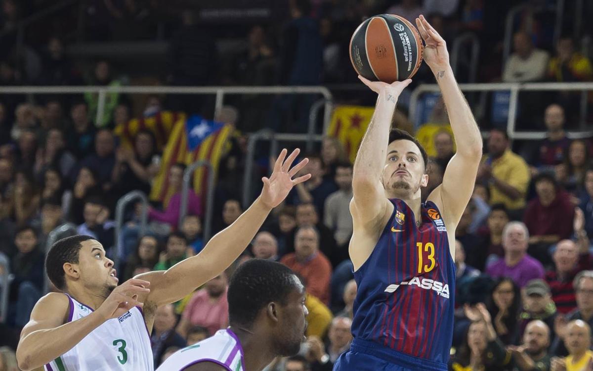 Unicaja Málaga - FC Barcelona Lassa: Nuevo reto en el Martín Carpena