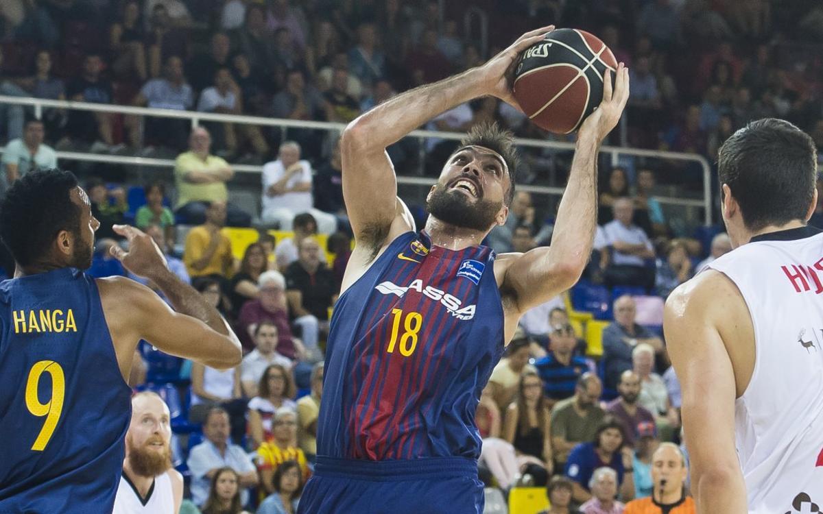 San Pablo Burgos - Barça Lassa: Otro reto a domicilio