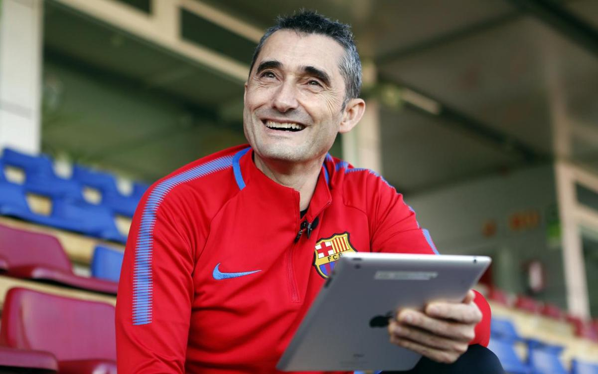The day that Valverde won and scored at the Camp Nou