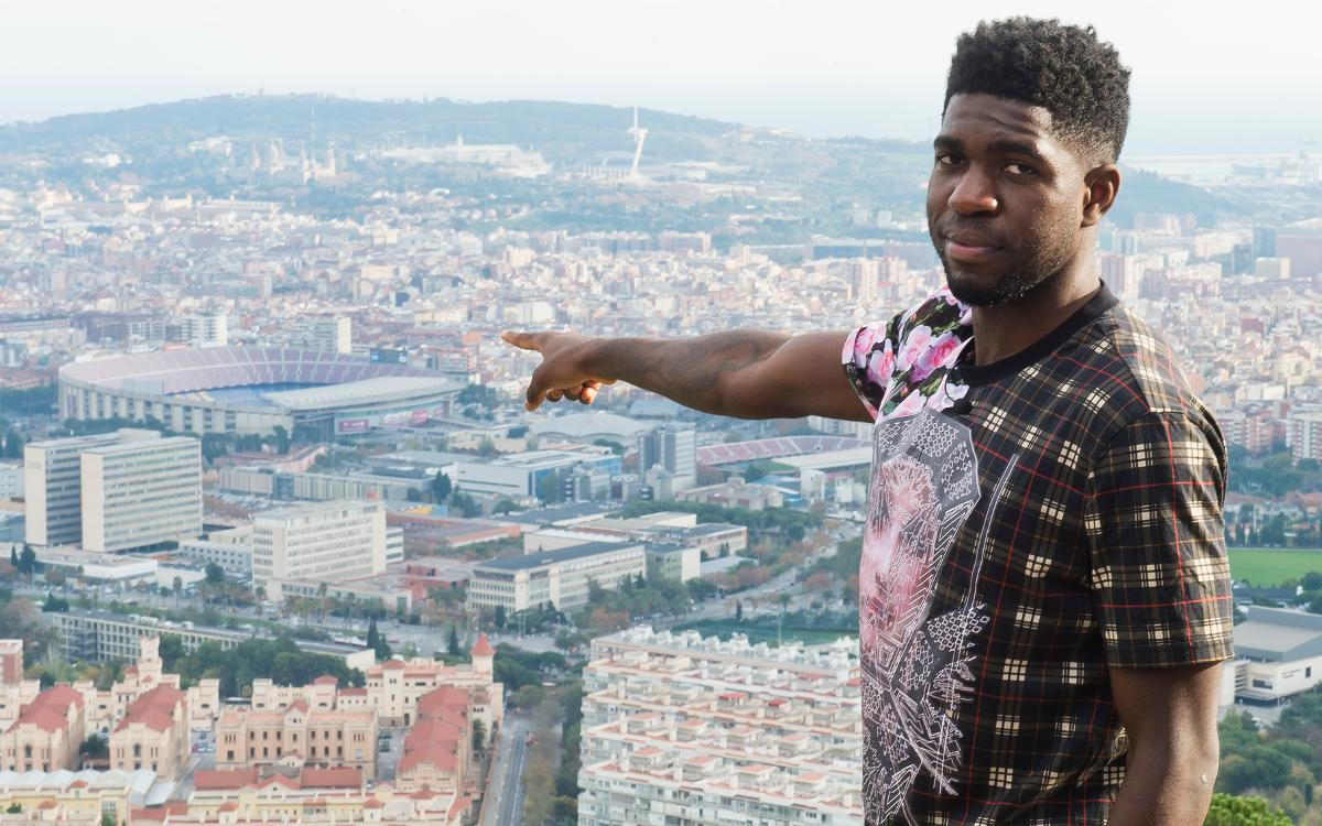 Umtiti at the best Club in the world to win titles