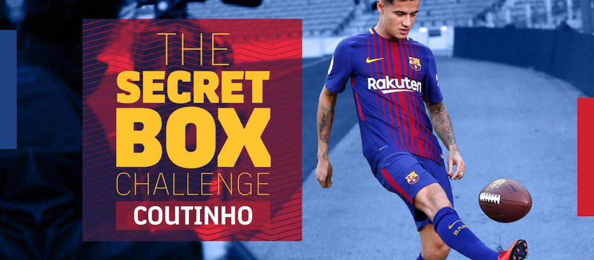 Can Coutinho juggle what's in the box?