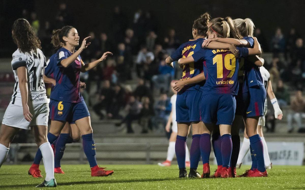Madrid CFF – FC Barcelona Femení (prèvia): Tornada a la Lliga