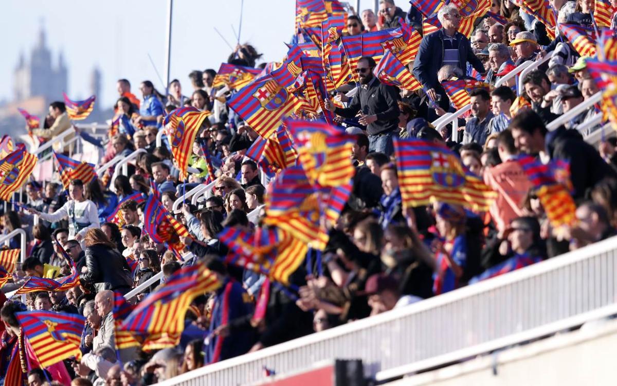 Barça B - Cultural Leonesa: Entradas a la venta