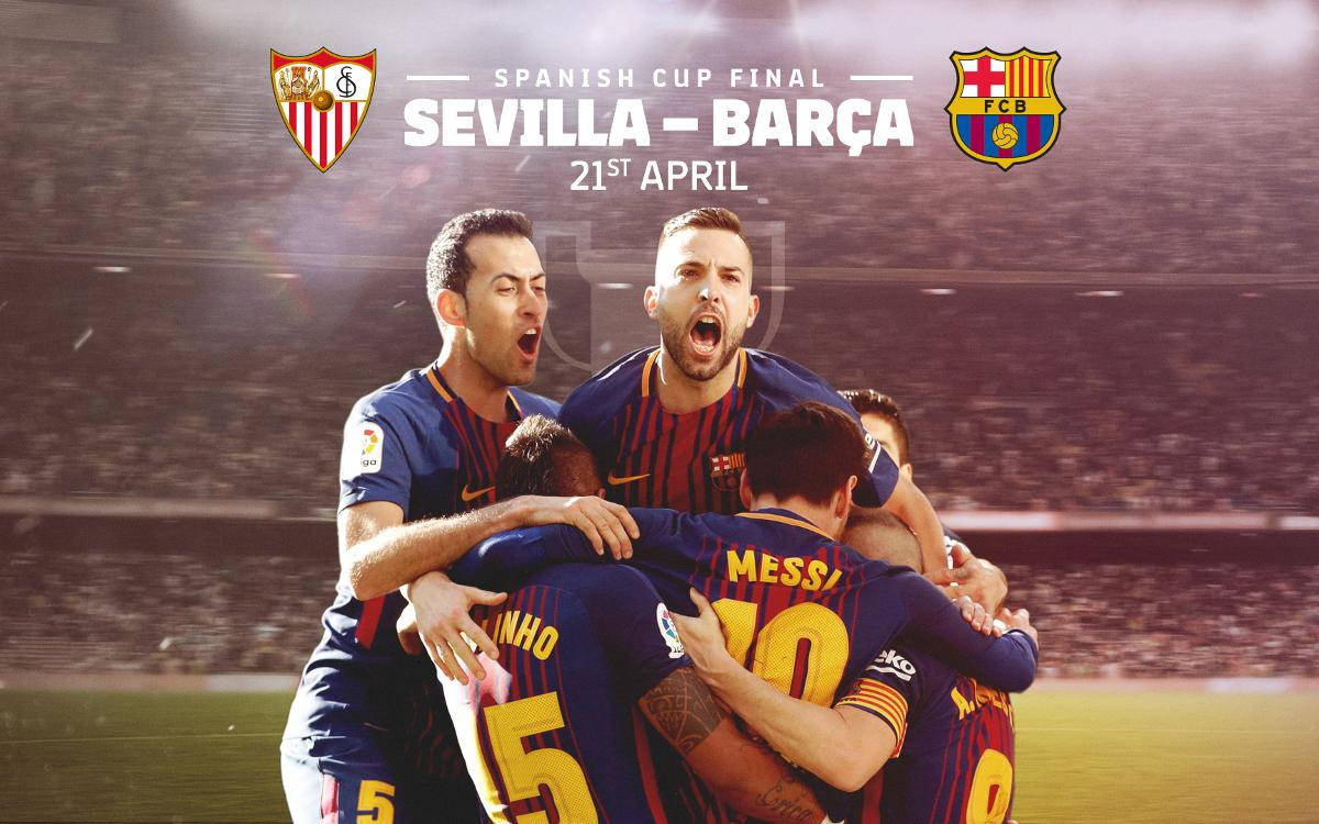 Direct sale of tickets for the Copa del Rey final for members and commitment card holders