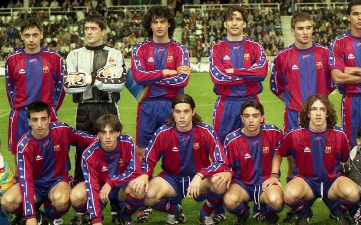 Il y a 20 ans, Xavi réalisait ses débuts au FC Barcelone