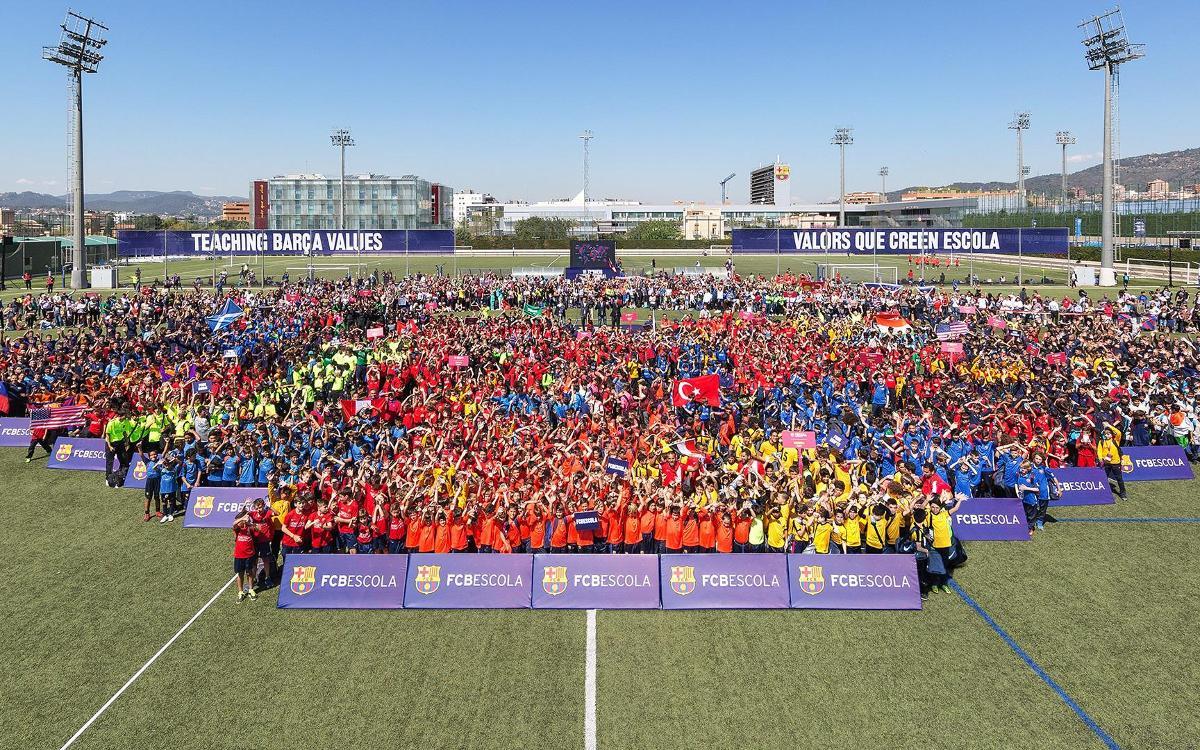 El VII Torneo FCBEscola, al detalle