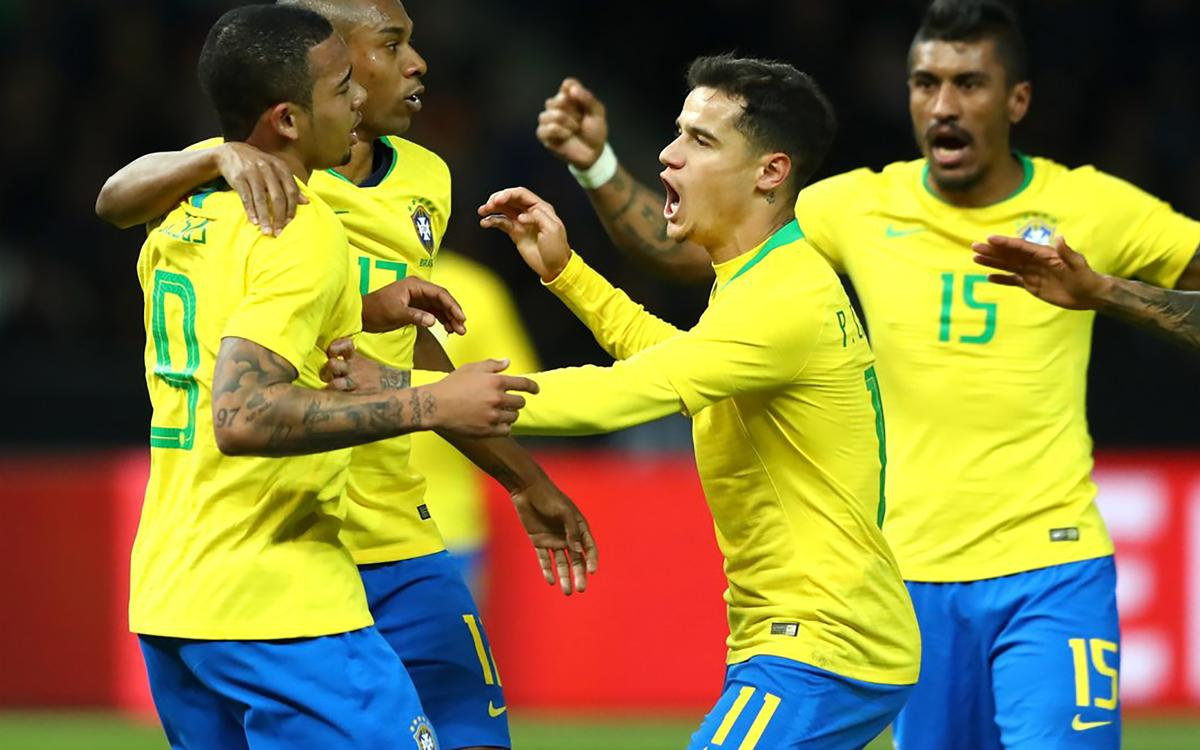 Tuesday internationals: Spain and Brazil make big statements with impressive wins