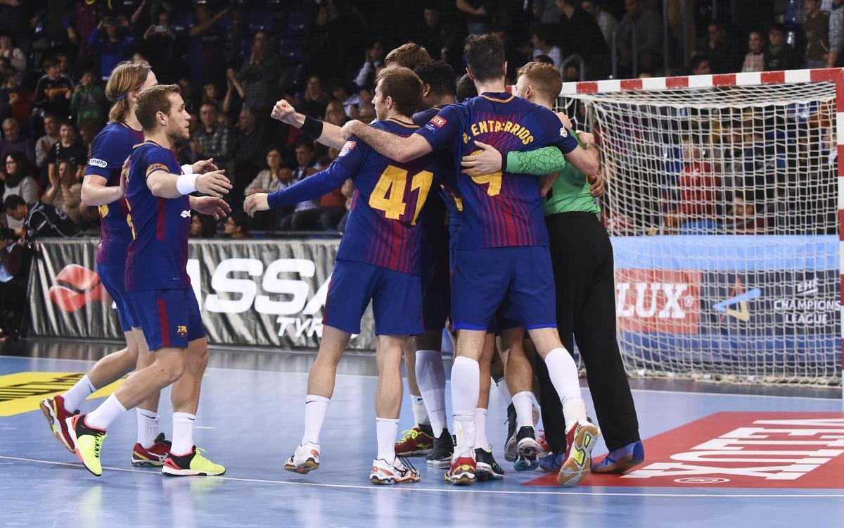 Las opciones del Barça Lassa de ser segundo de grupo