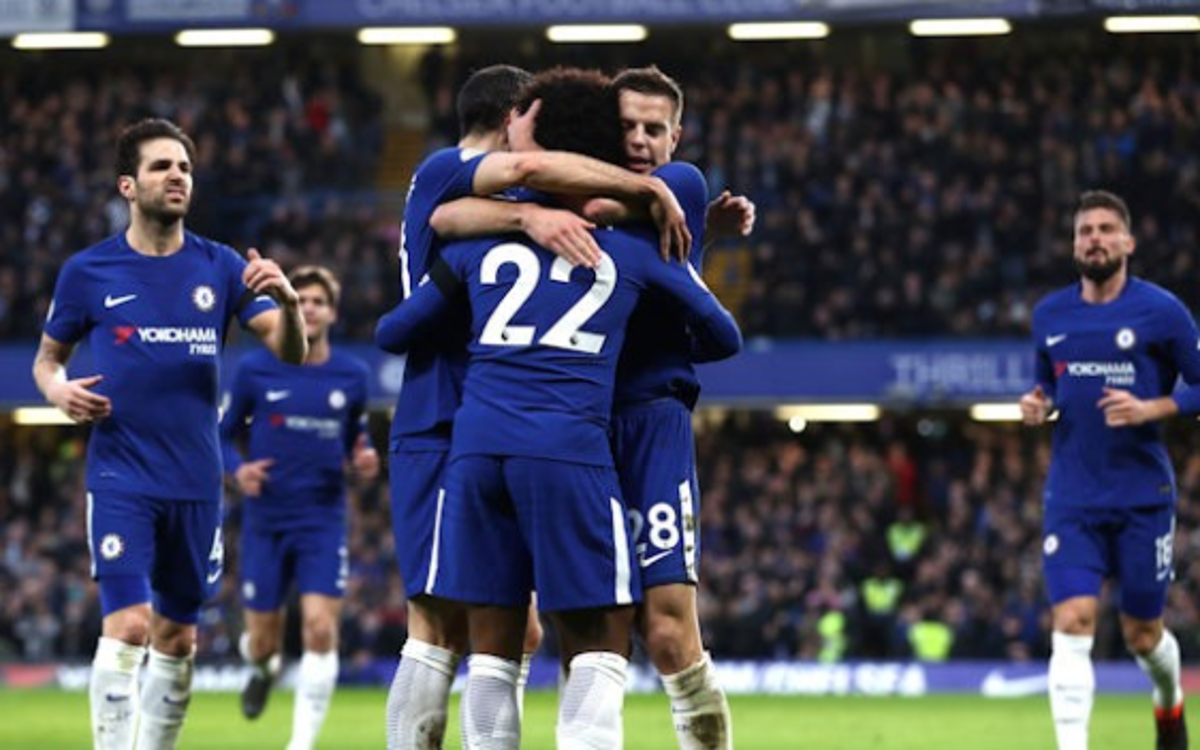 Rival Watch: Victory for Chelsea ahead of Camp Nou clash