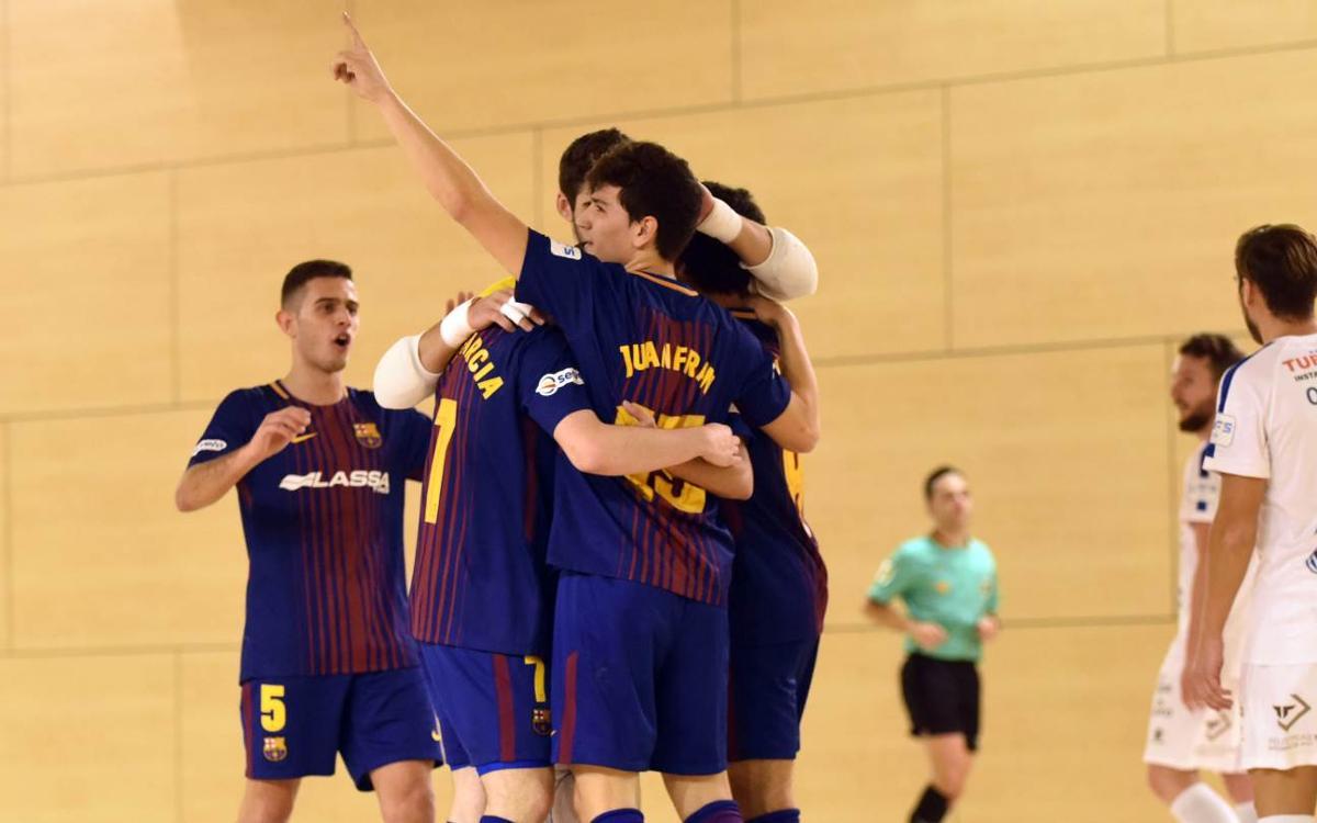 Grans partits a la Ciutat Esportiva Joan Gamper