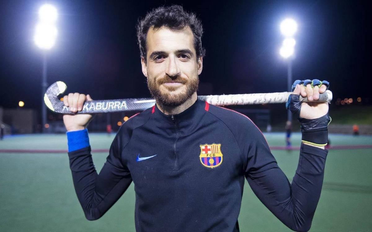 El Barça de hockey hierba afrontar la copa del rey con buenas sensaciones