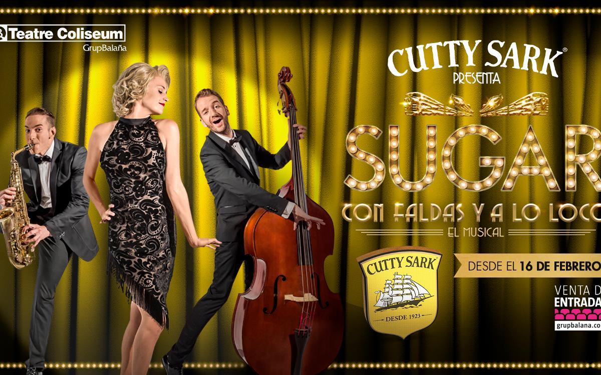 Ampliació de la promoció especial per veure 'Sugar' al teatre Coliseum