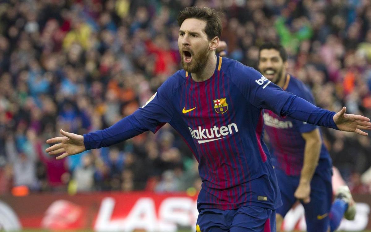 FC Barcelona - Atlético Madrid: A step closer (1-0)